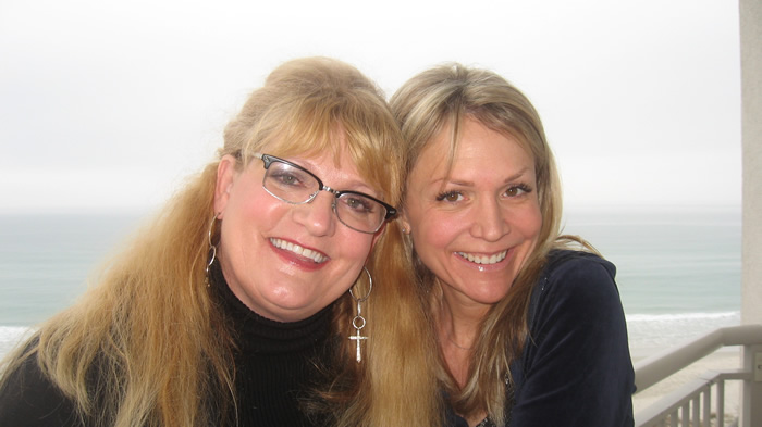 Sherrie and Barbara 1